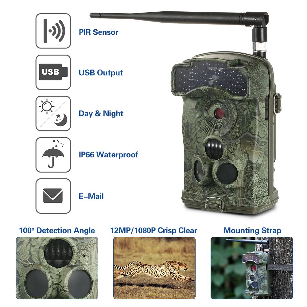 3G Wireless Trail Camera Ltl Acorn LTL-6310MG-3G 2