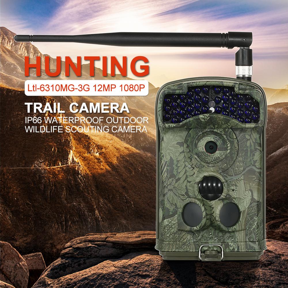 3G Wireless Trail Camera Ltl Acorn LTL-6310MG-3G 3