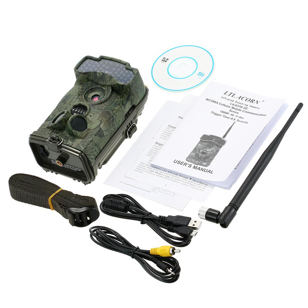 Ltl Acorn 3G Trail Camera Ltl-6310WMG-3G 1
