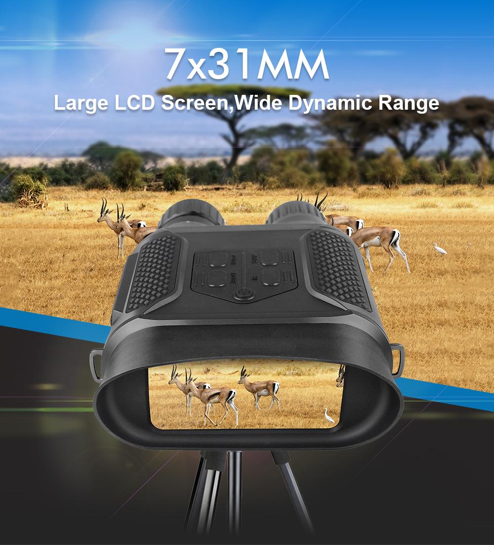 Bestguarder NV-800 Night Vision Binoculars pic-1