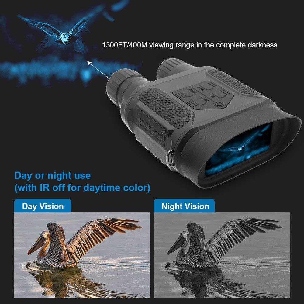 Bestguarder NV-800 Night Vision Binoculars pic-2