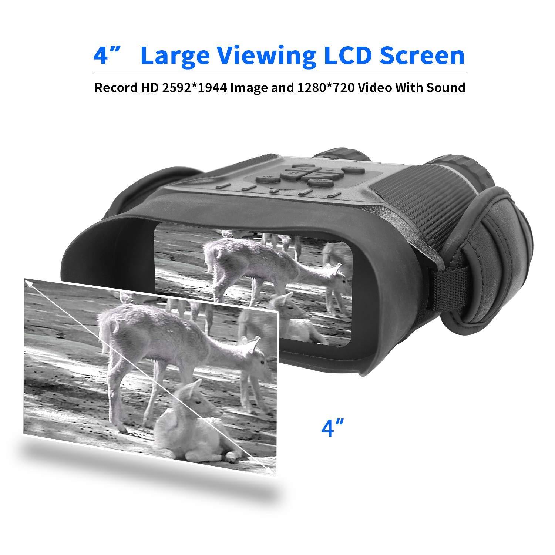 Bestguarder NV-900 Night Vision Binoculars pic-5