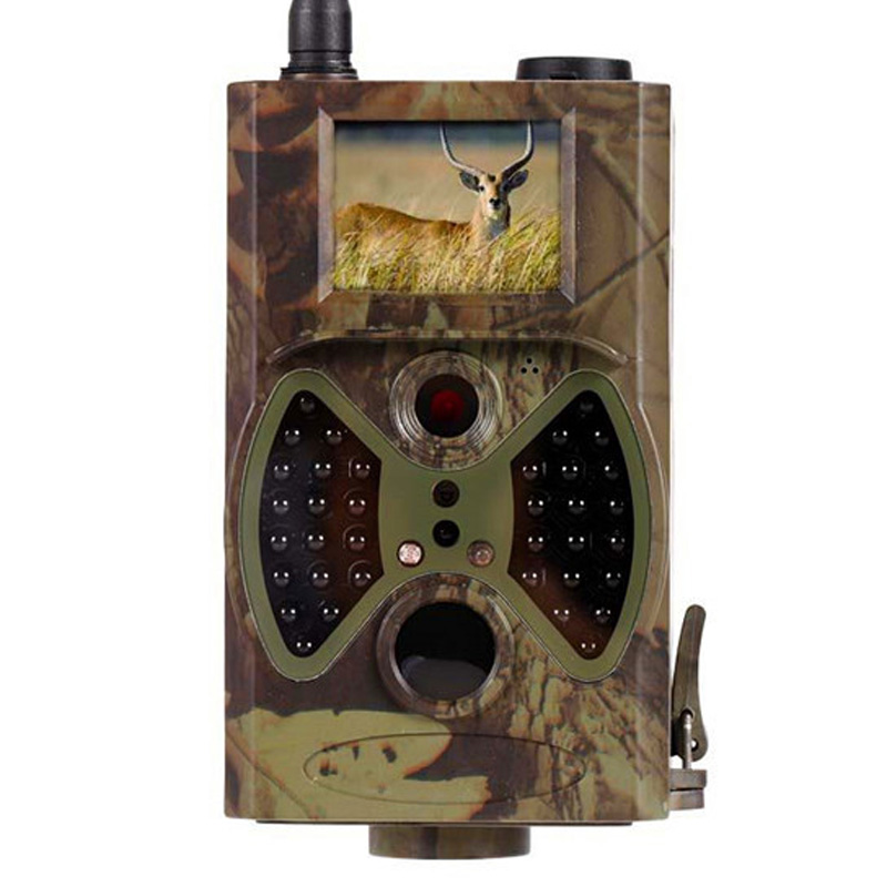 12MP 1080P HC-300M 940NM MMS GPRS Scouting Infrared Traps Trail Hunting Camera!!