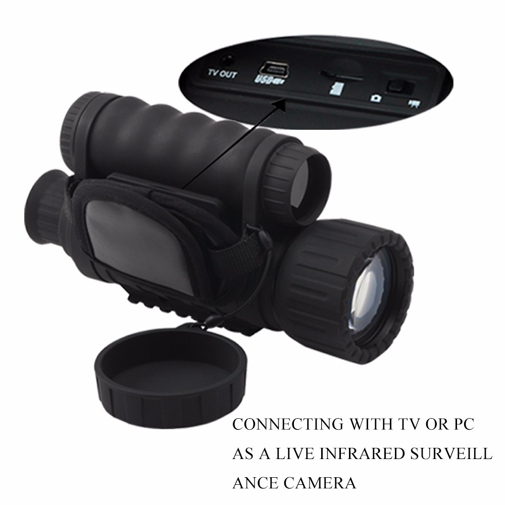 Digital Night Vision Monocular WG650 2