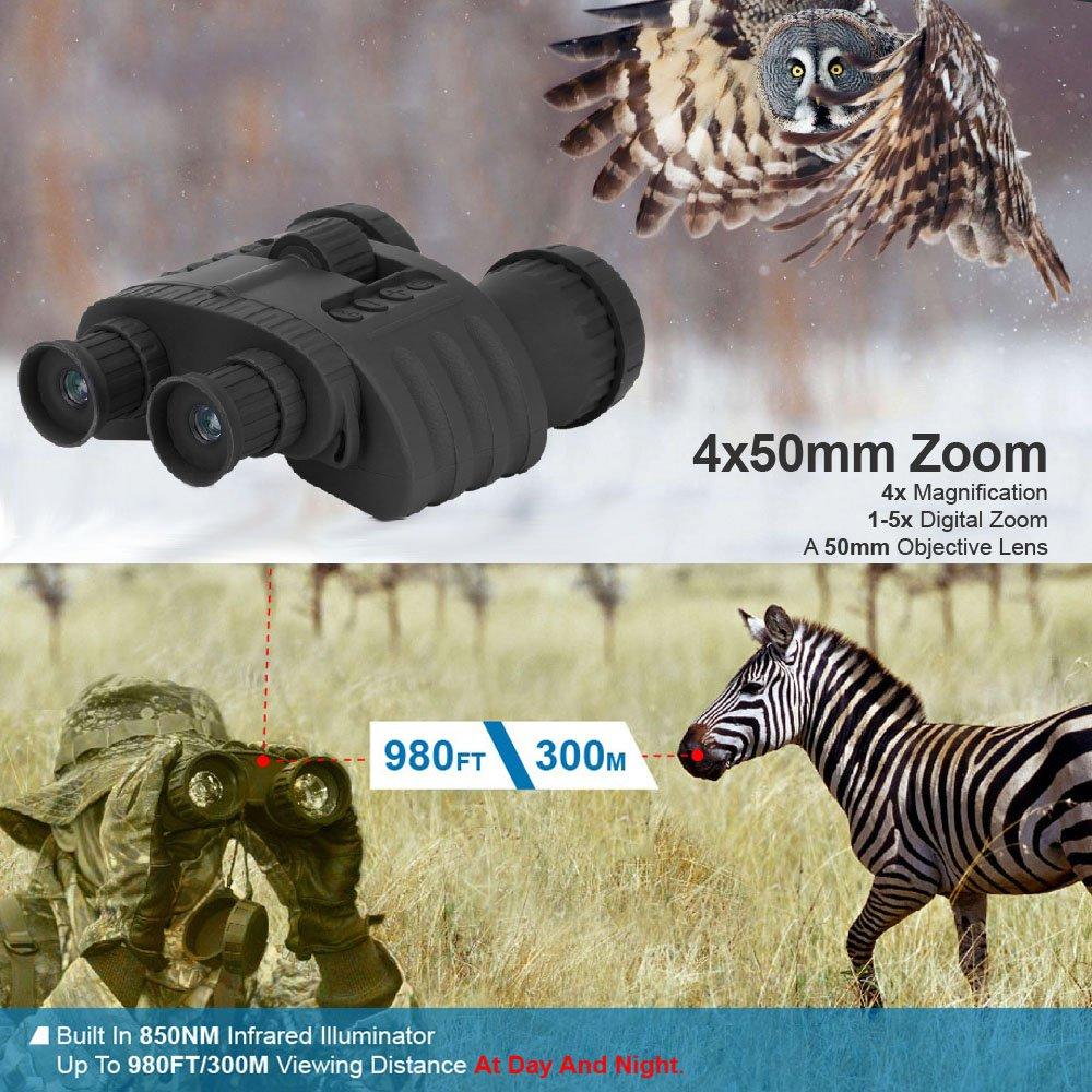 Bestguarder WG-80 Night Vision binoculars pic-4