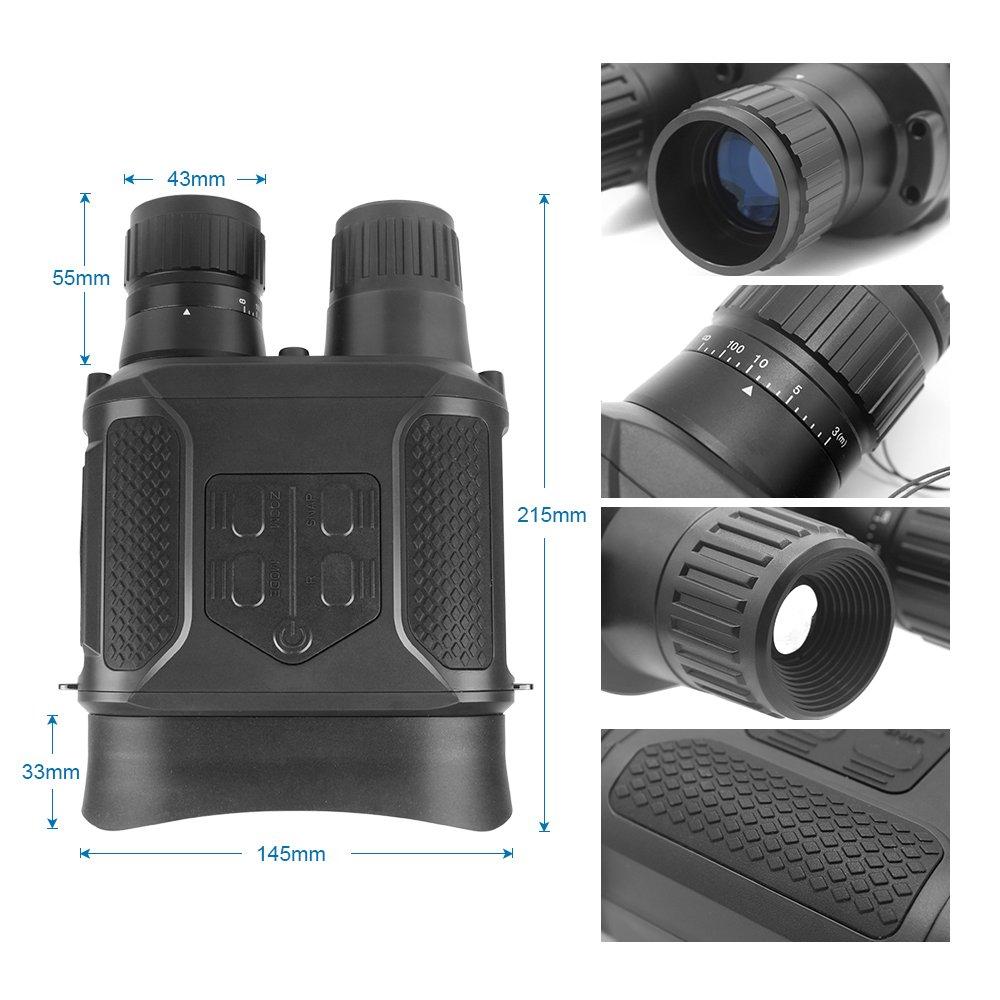 NV400B Digital Night Vision Binoculars pic-1