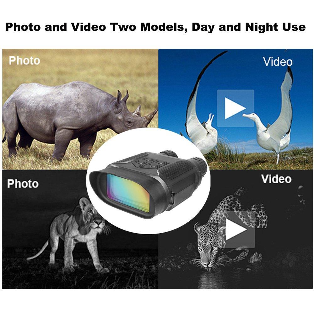 NV400B Digital Night Vision Binoculars pic-4