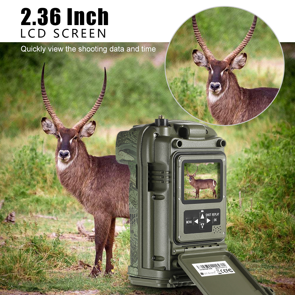 3G Wildlife Trail Camera LTL-6310WMG-3G 1