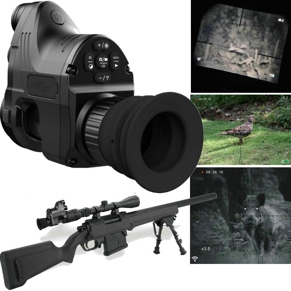 PARD NV007 Night Vision Scope pic-2