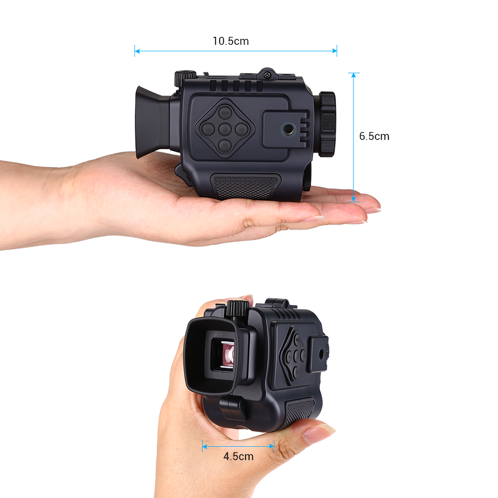 Portable Night Vision monocular P4 pic-1