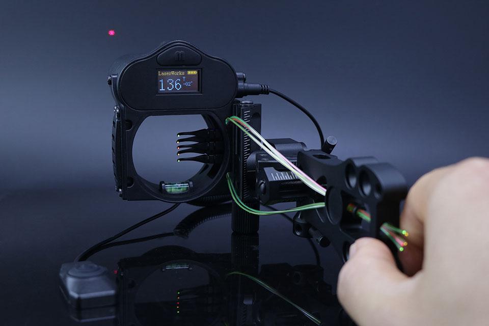 aserworks bow sight rangefinder 3