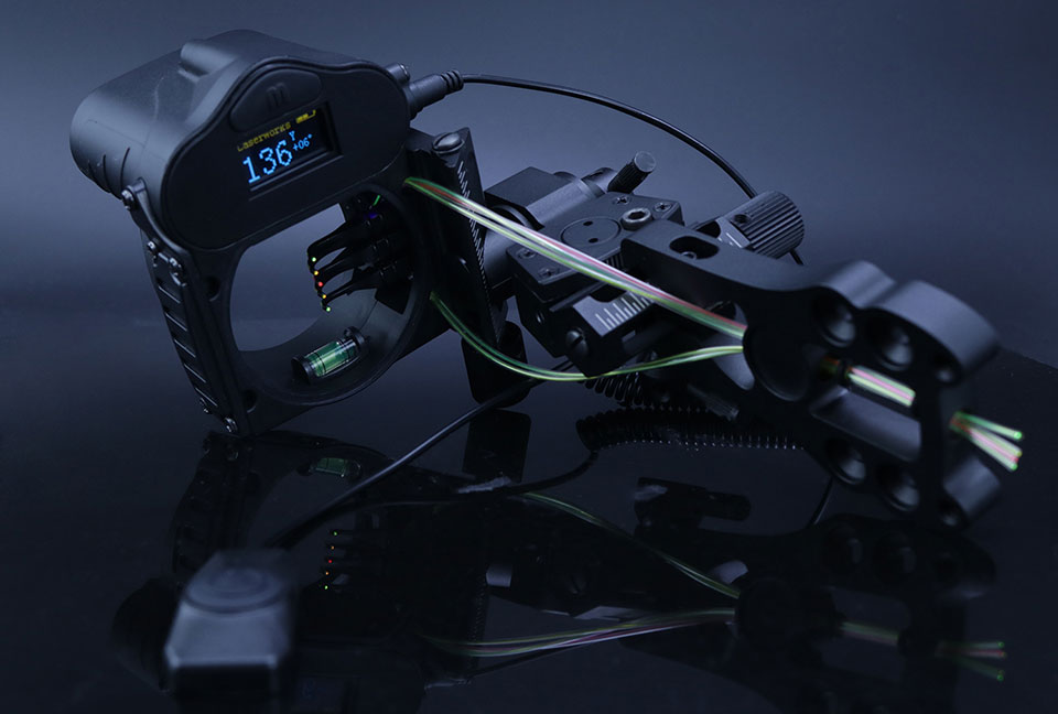 aserworks bow sight rangefinder 4