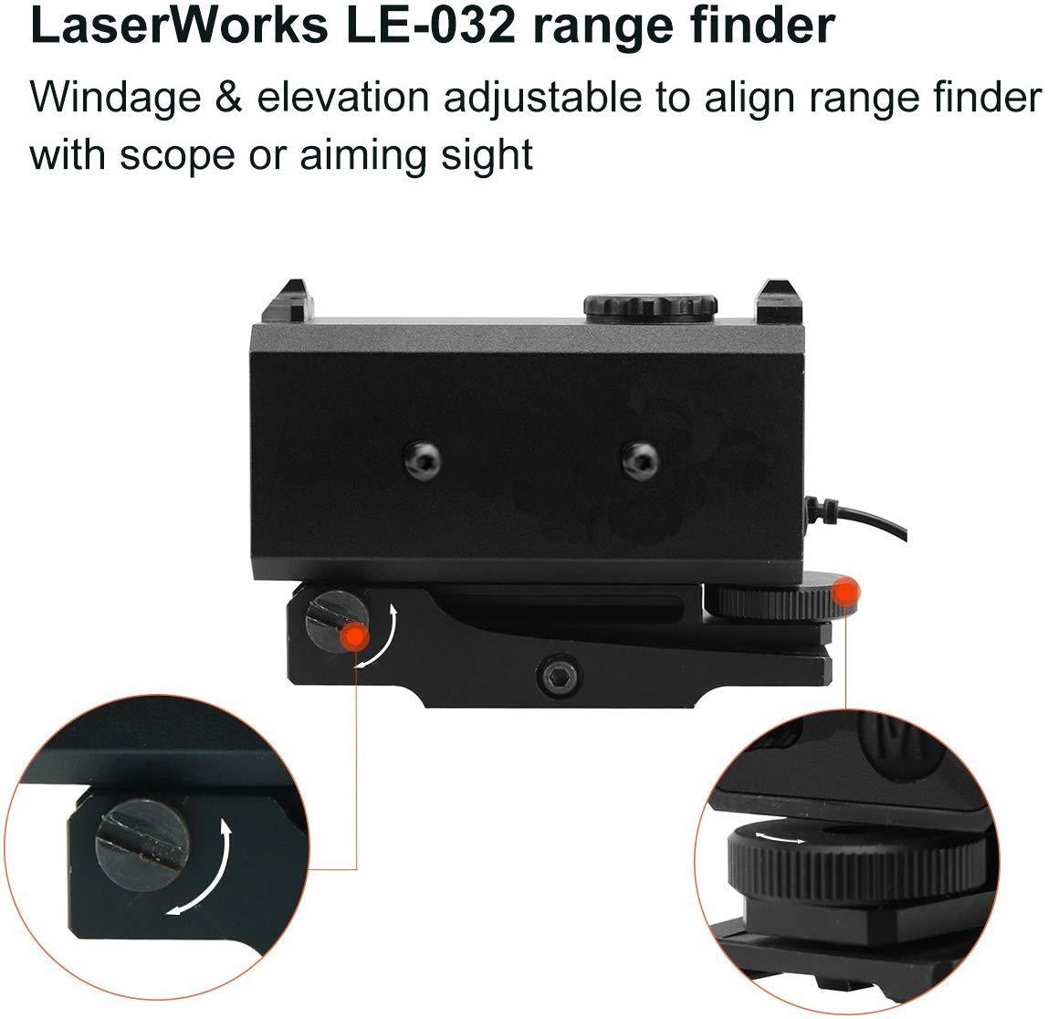 LaserWorks LE-032 Rangefinder 3