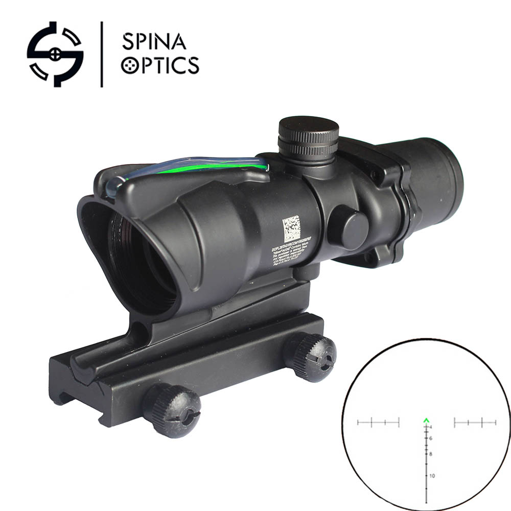 Spina Optics Riflescope Green Dot Sight 1