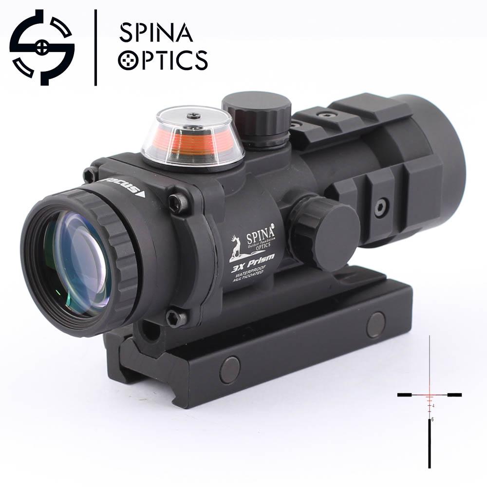 SPINA Night Vision Scope 11