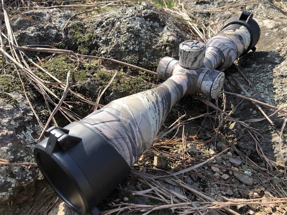 T-Eagle CM4-16x44AOE RiflesScope-4
