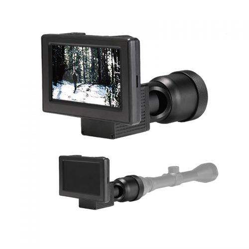 Infrared Night Vision Riflescope Video Cameras pic