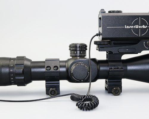 Laserworks LE-032 Mounted Rangefinder-2
