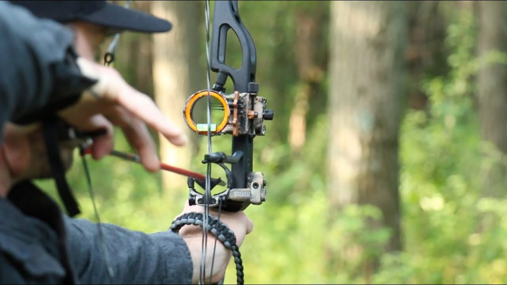 bow sights 5 pin