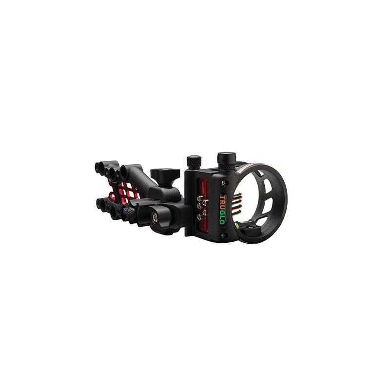 bow sights 5 pin-3