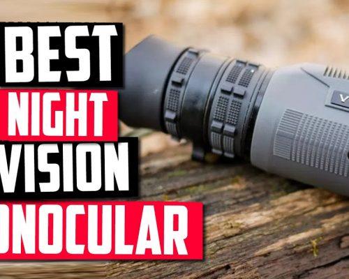 best night vision monocular 2020