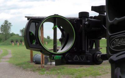 rangefinding bow sight